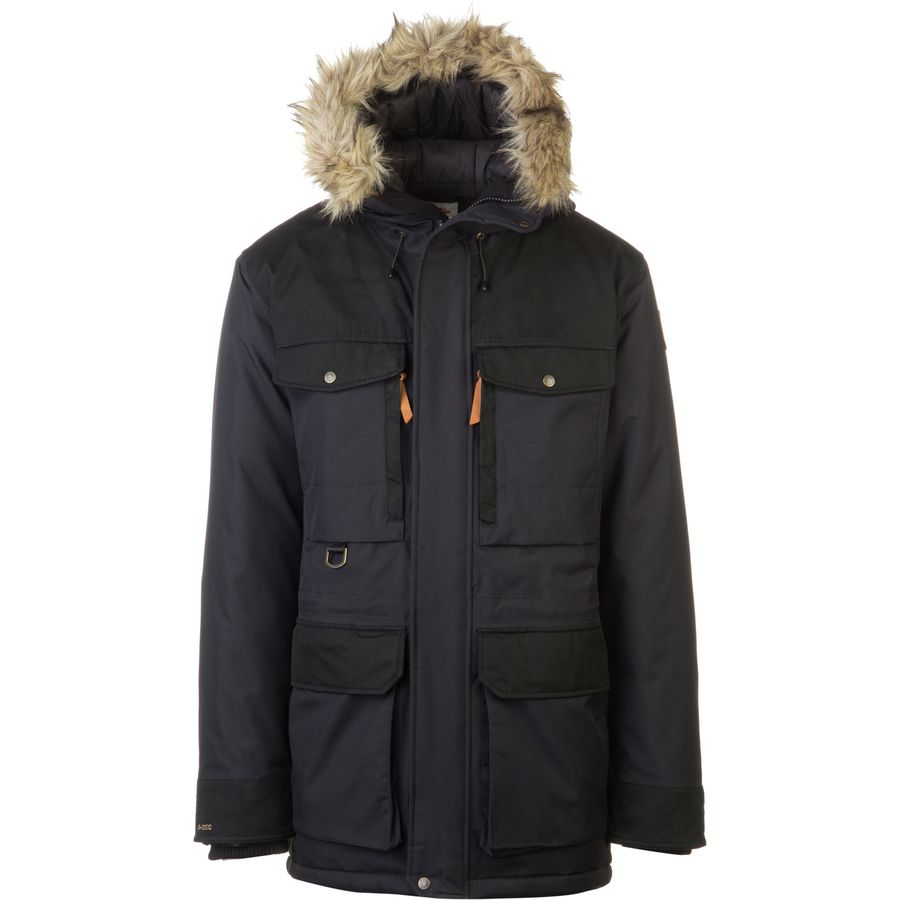 Fjallraven Polar Guide Insulated Parka - Men's | Backcountry.com