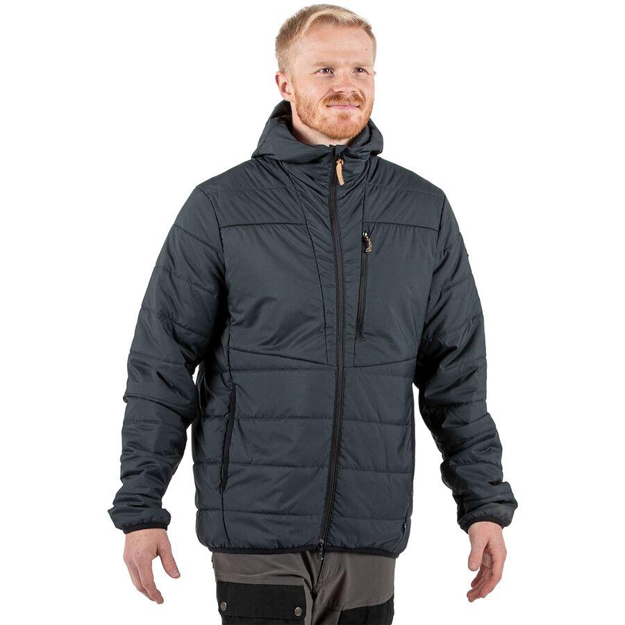 Fjallraven Keb Padded Hooded Jacket- Men's