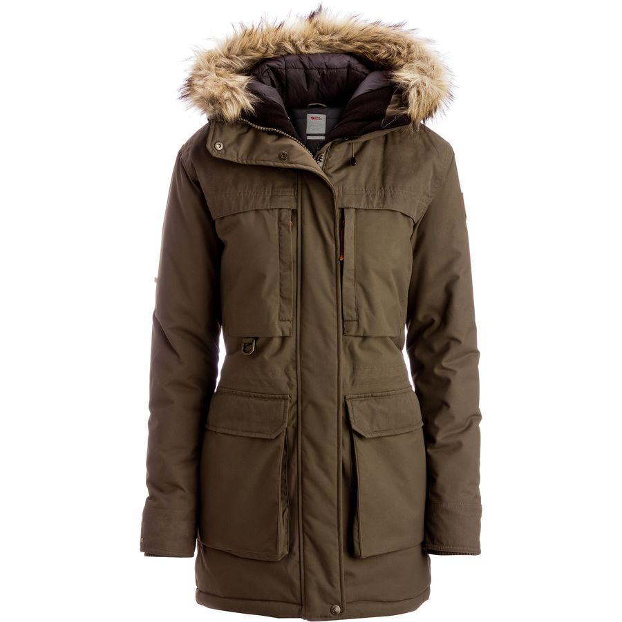 Fjallraven Polar Guide Insulated Parka - Women's | Backcountry.com