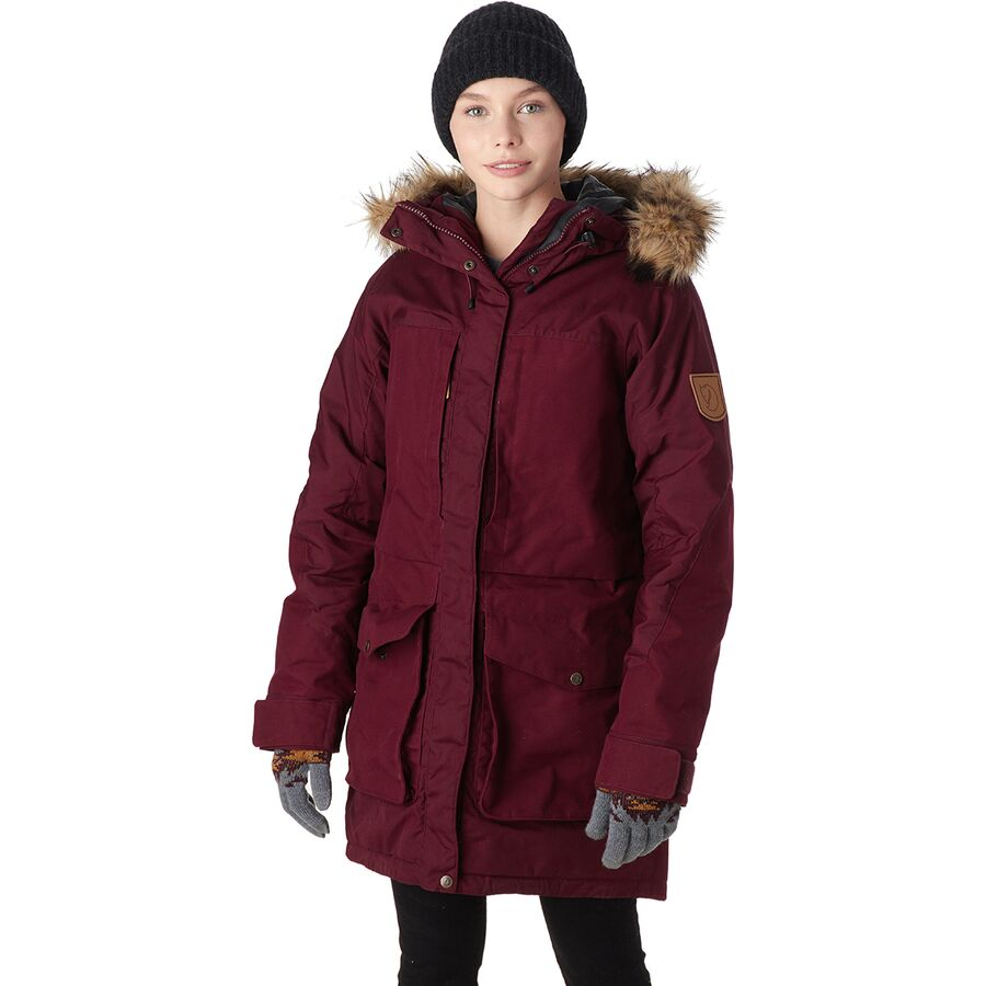 quite nice outlet on sale finest selection Fjallraven Barents Insulated Parka - Women's
