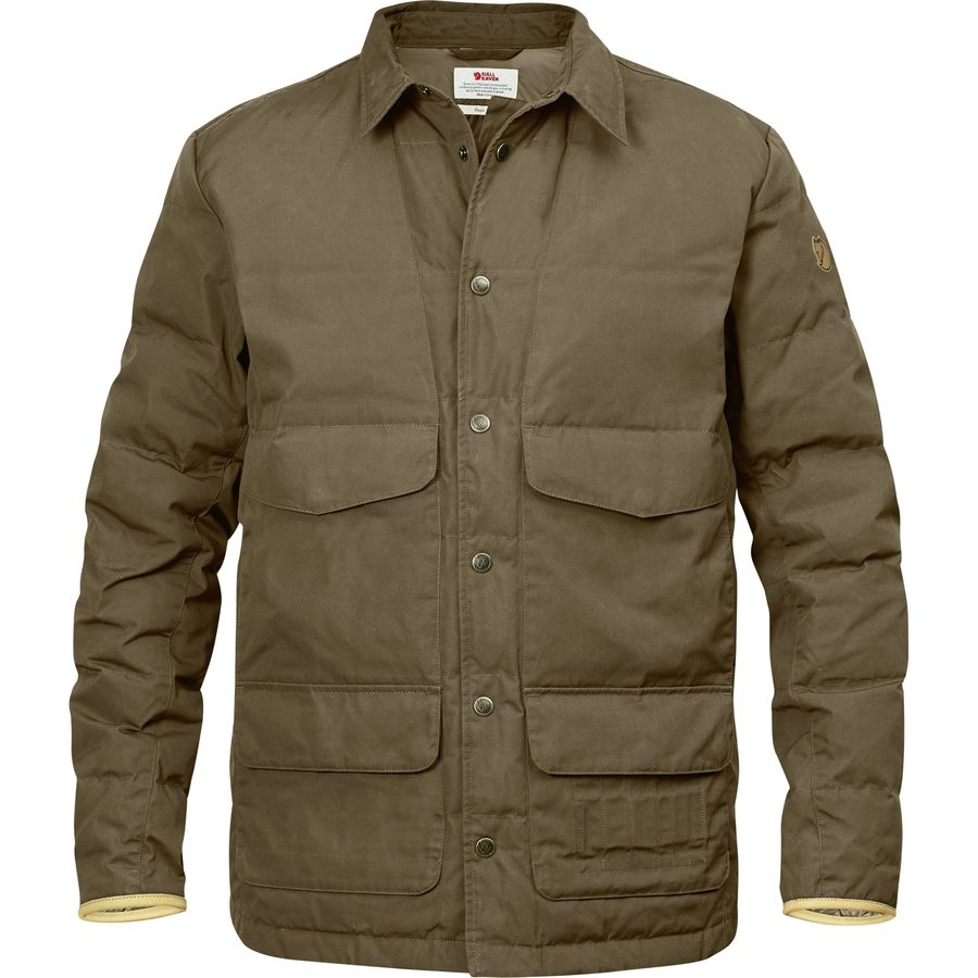 Fjallraven Sormland Down Shirt Jacket - Mens