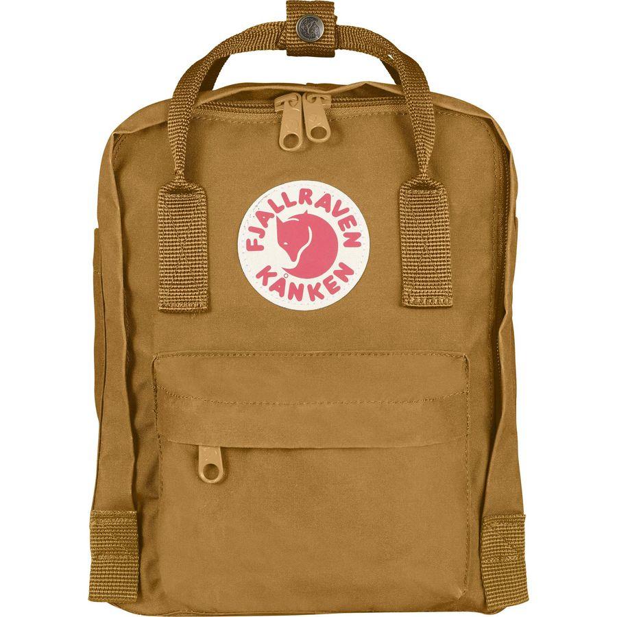 Fjallraven - Kanken Mini 7L Backpack - Acorn 9004dcf3daf90