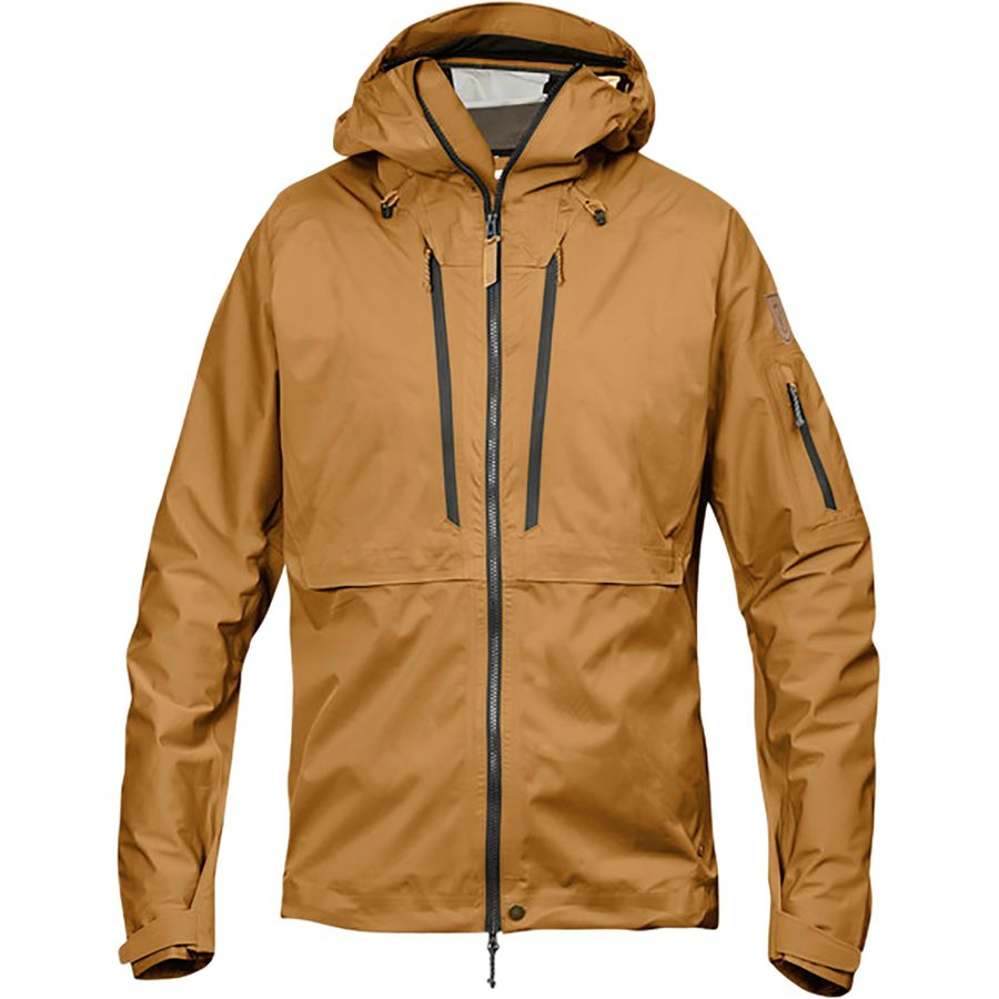 3642376f1fc Fjallraven Keb Eco-Shell Jacket - Men's | Backcountry.com