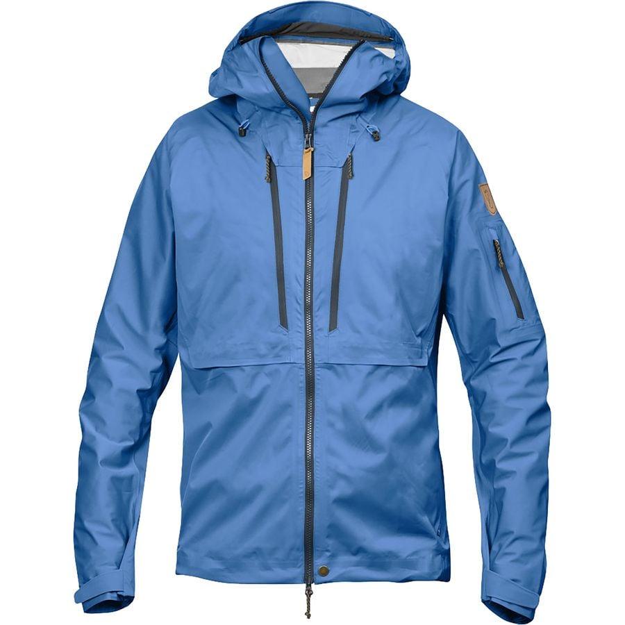 62115593 Fjallraven Keb Eco-Shell Jacket - Men's | Backcountry.com