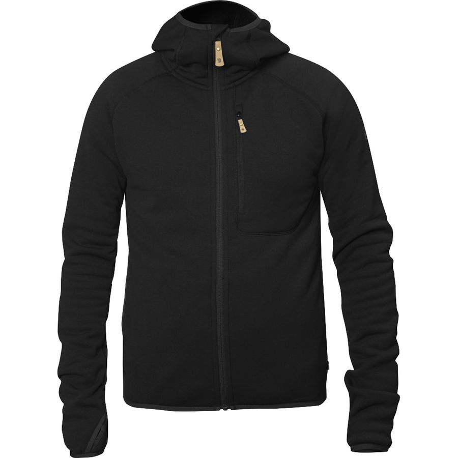 Fjallraven Abisko Fleece Full-Zip Hoodie - Mens