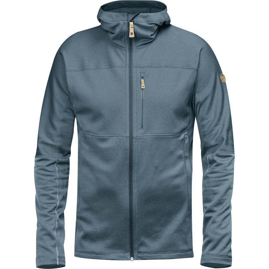speical offer cozy fresh huge inventory Fjallraven Abisko Trail Hooded Fleece Jacket - Men's