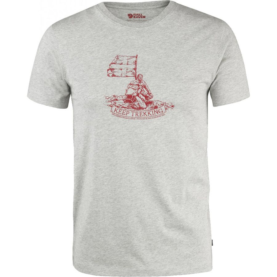 Fjallraven Keep Trekking T-Shirt - Mens