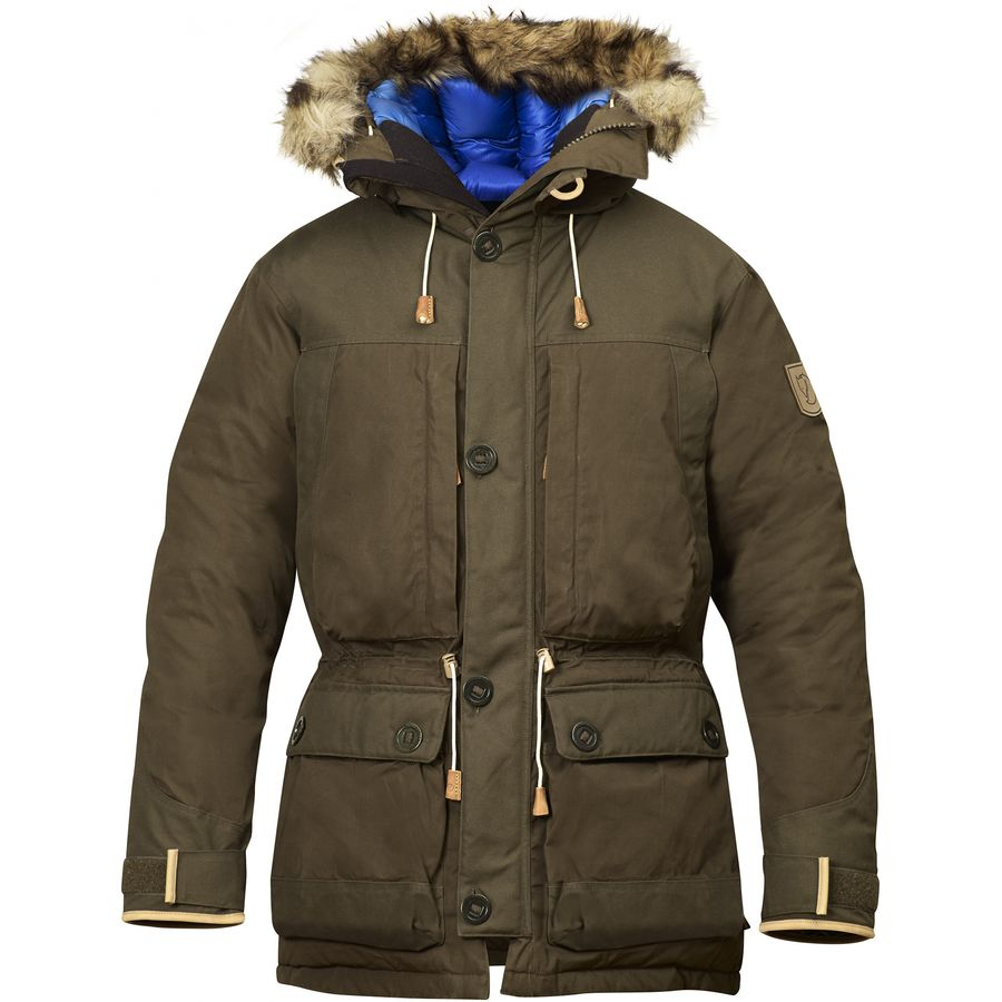 Fjallraven Expedition Down Parka No. 1 - Men's | Backcountry.com