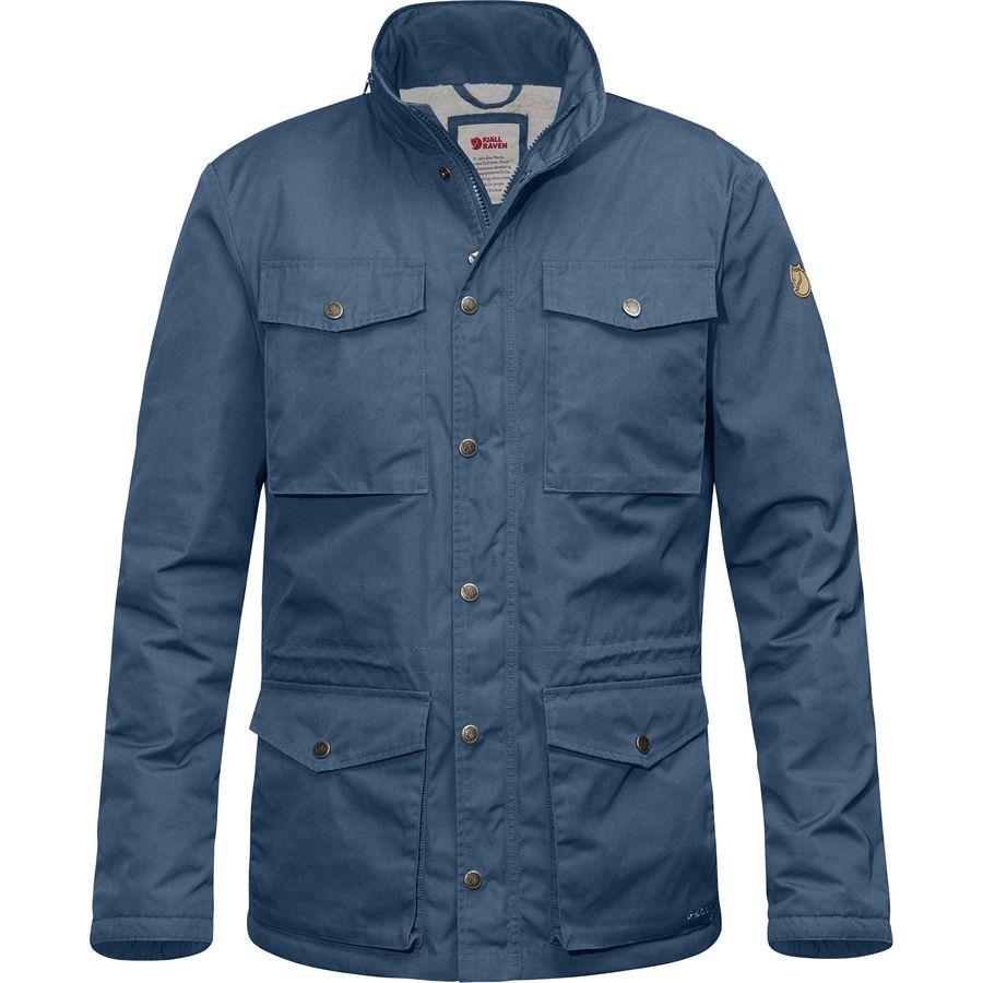 Fjallraven Raven Winter Insulated Jacket - Mens