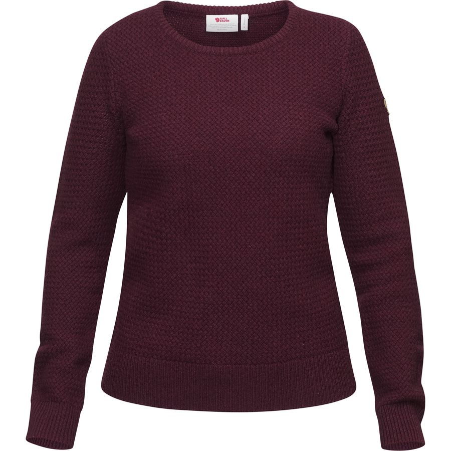 Fjallraven Ovik Structure Sweater - Womens