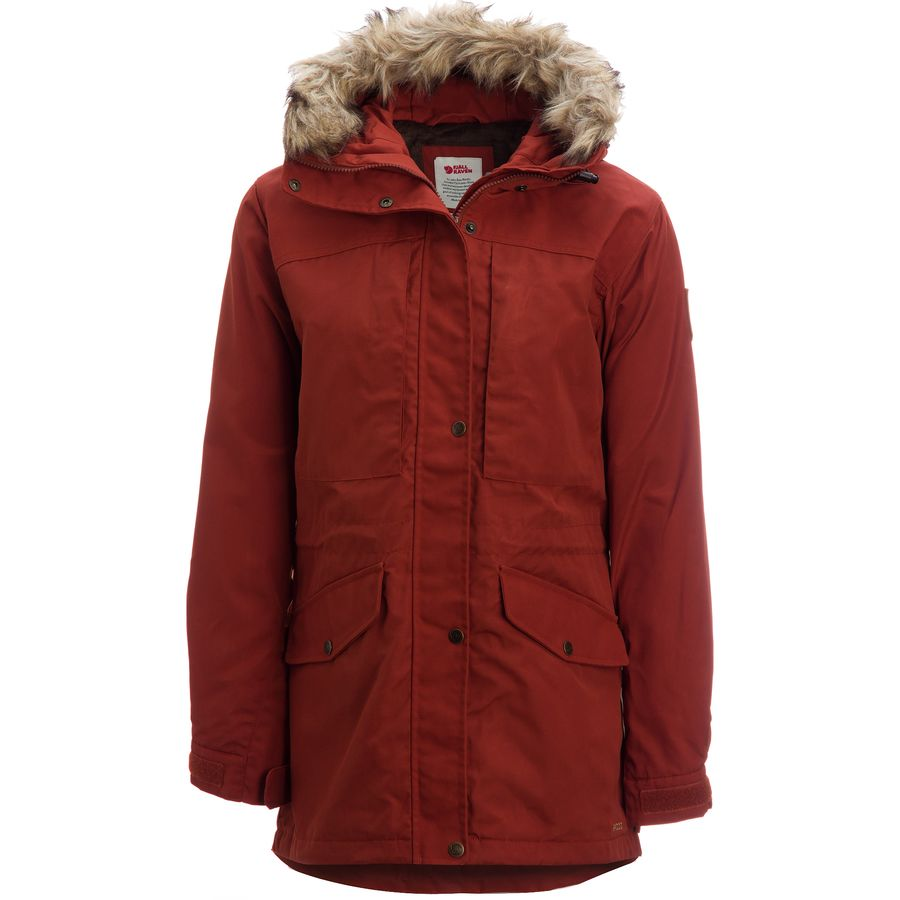 7b7fd32d091 Fjallraven - Sarek Winter Jacket - Women s -