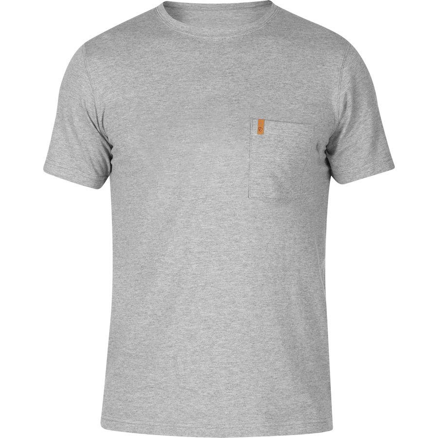 Fjallraven Ovik Pocket T-Shirt - Mens