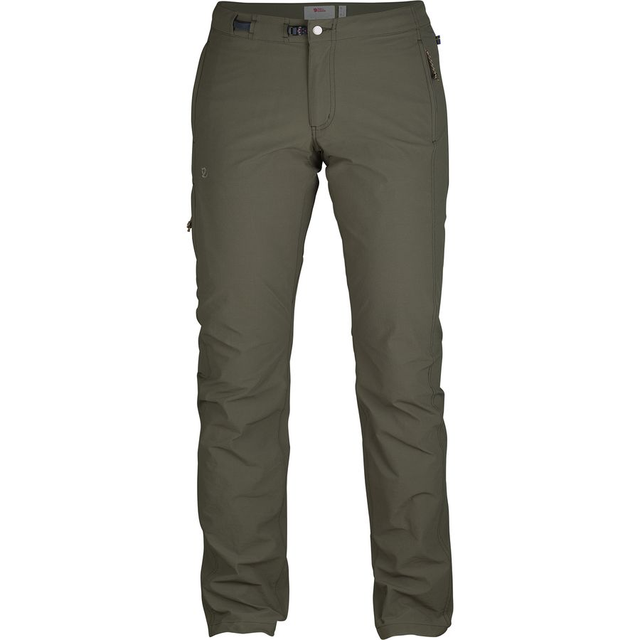 Fjallraven High Coast Trail Pant - Womens