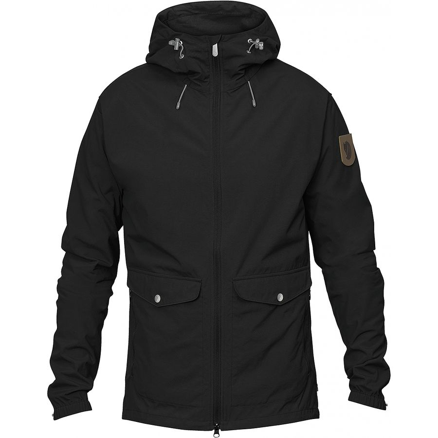 Fjallraven Greenland Wind Jacket - Mens