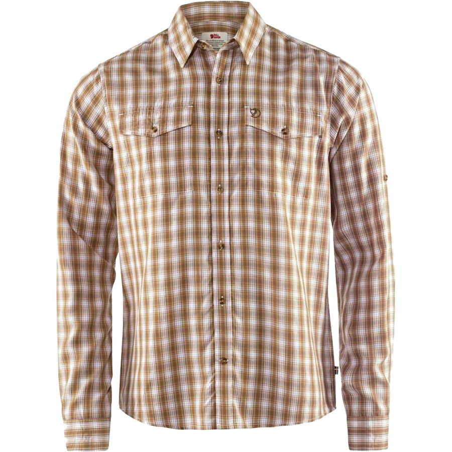 2073b3630c9 Fjallraven Abisko Cool Shirt - Men's | Backcountry.com