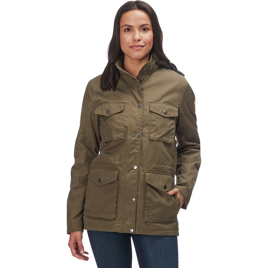 ac335aba Fjallraven Raven Padded Jacket - Women's   Backcountry.com