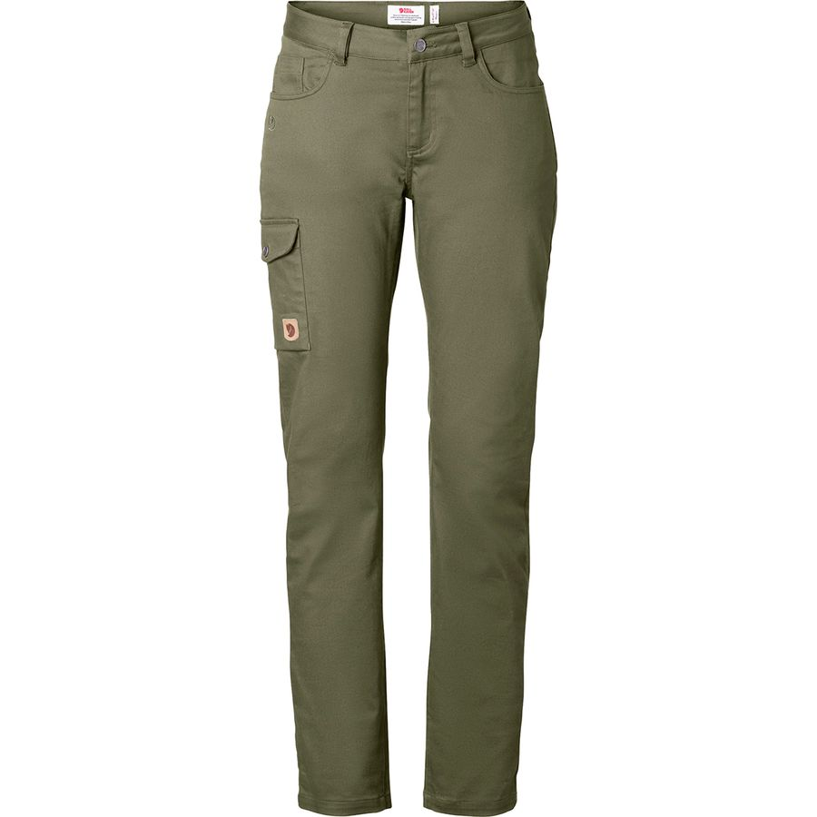 57cfffa773af Fjallraven Greenland Stretch Trousers - Women's | Backcountry.com