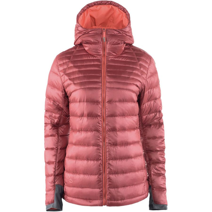 FlyLow Gear Betty Down Hooded Jacket - Womens