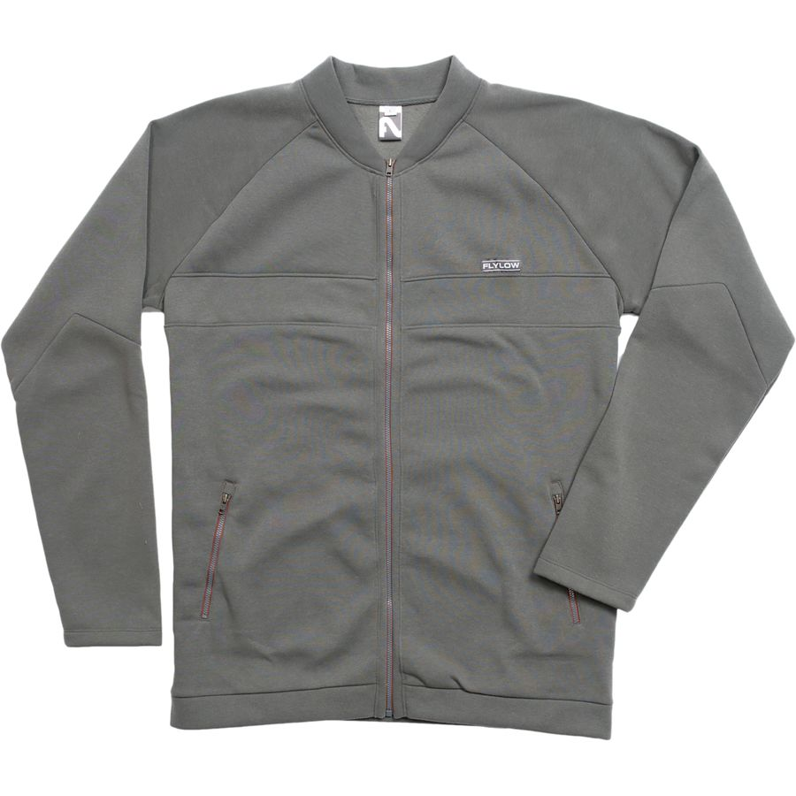 FlyLow Gear Kingsley Fleece Jacket - Mens