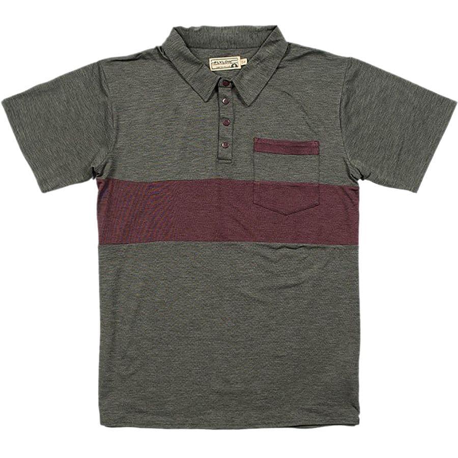 FlyLow Gear Lopez Polo Shirt - Mens