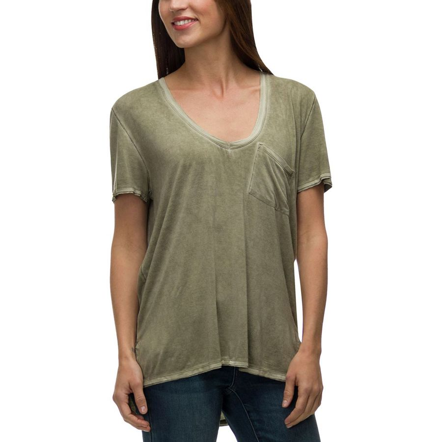 Free People Rising Sun T-Shirt - Womens