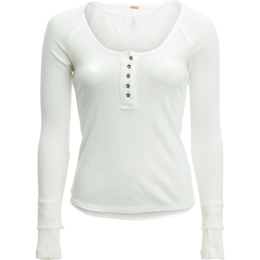 Free People Sugar & Spice Henley - Womens