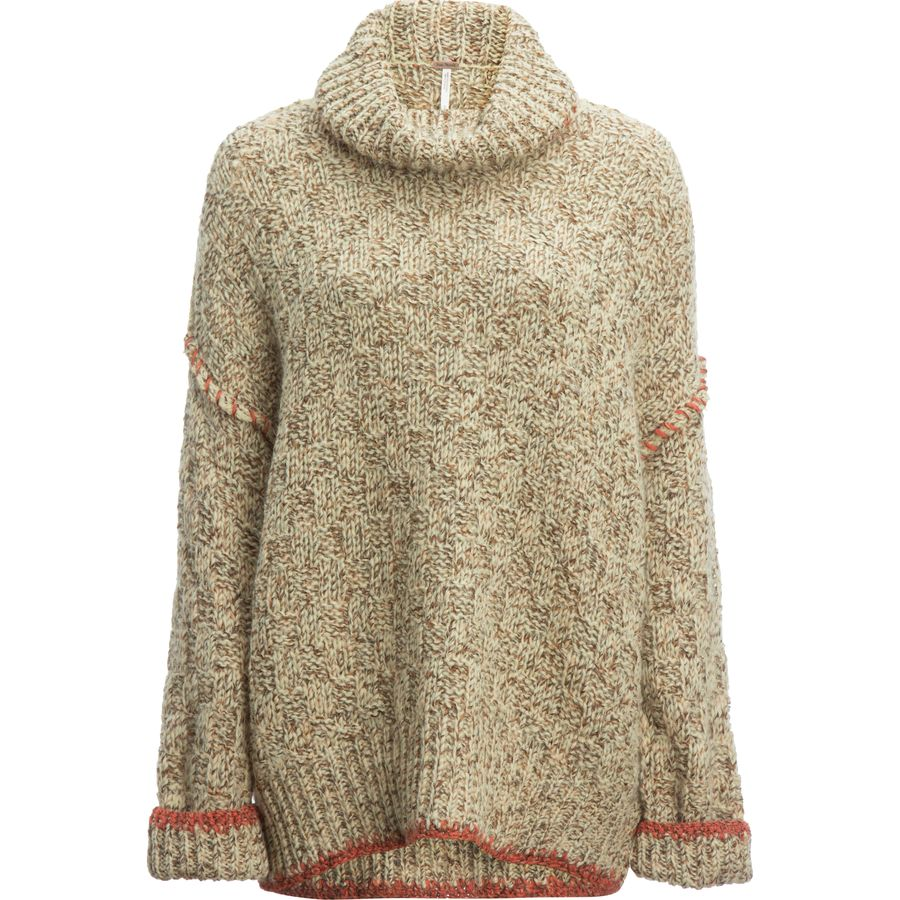 Free People Echo Pullover Sweater - Womens