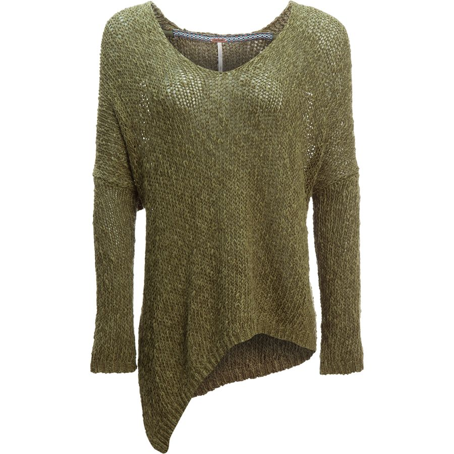 Free People Vertigo Pullover Sweater - Womens