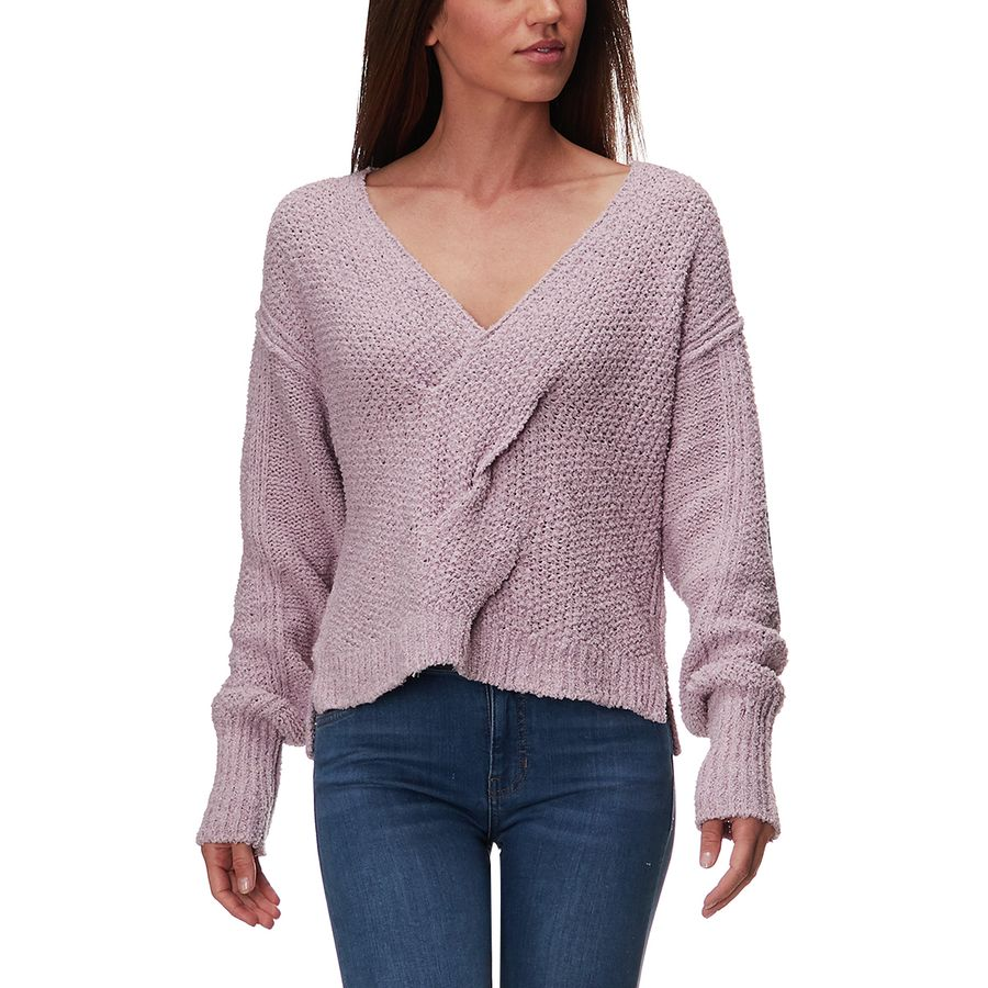Free People Coco V-Neck Sweater - Womens