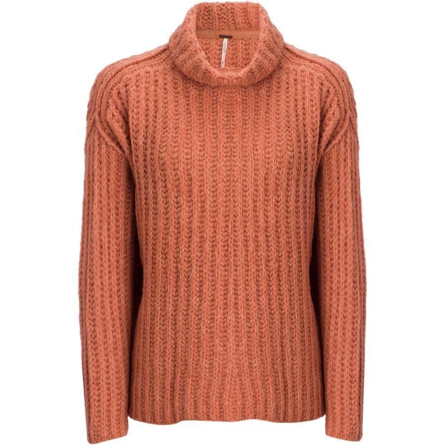 c38fbb9d75 Free People - Fluffy Fox Sweater - Women s - Papaya