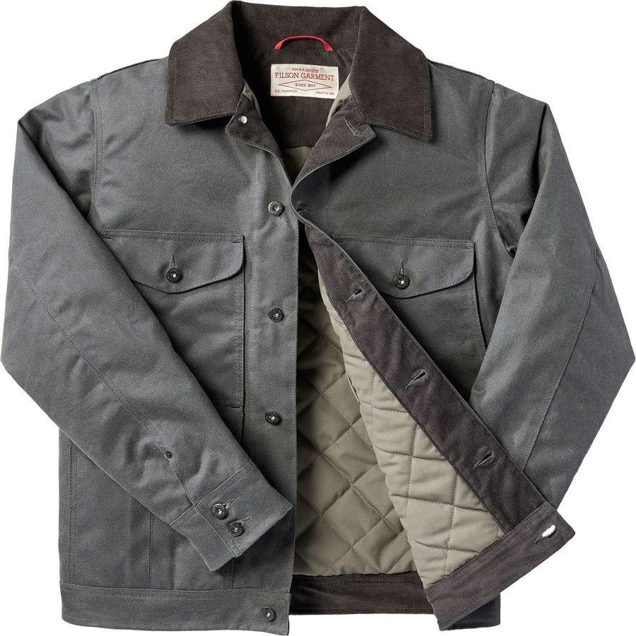 Filson Journeyman Insulated Jacket Men S Backcountry Com