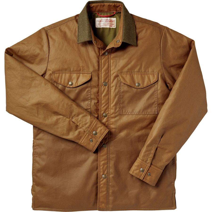 Filson Insulated Jac-Shirt Jacket - Men's | Backcountry.com