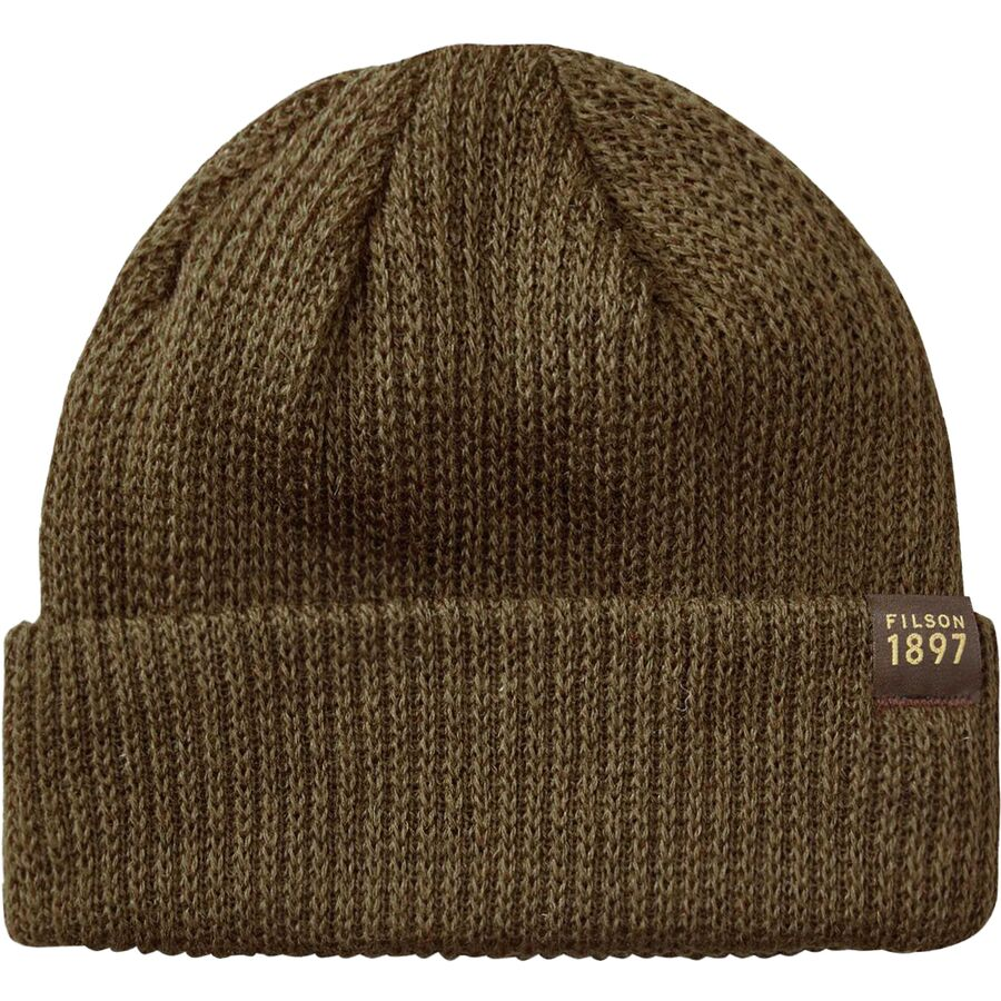Filson - Watch Beanie - Men s - Otter Green db435a1eb56