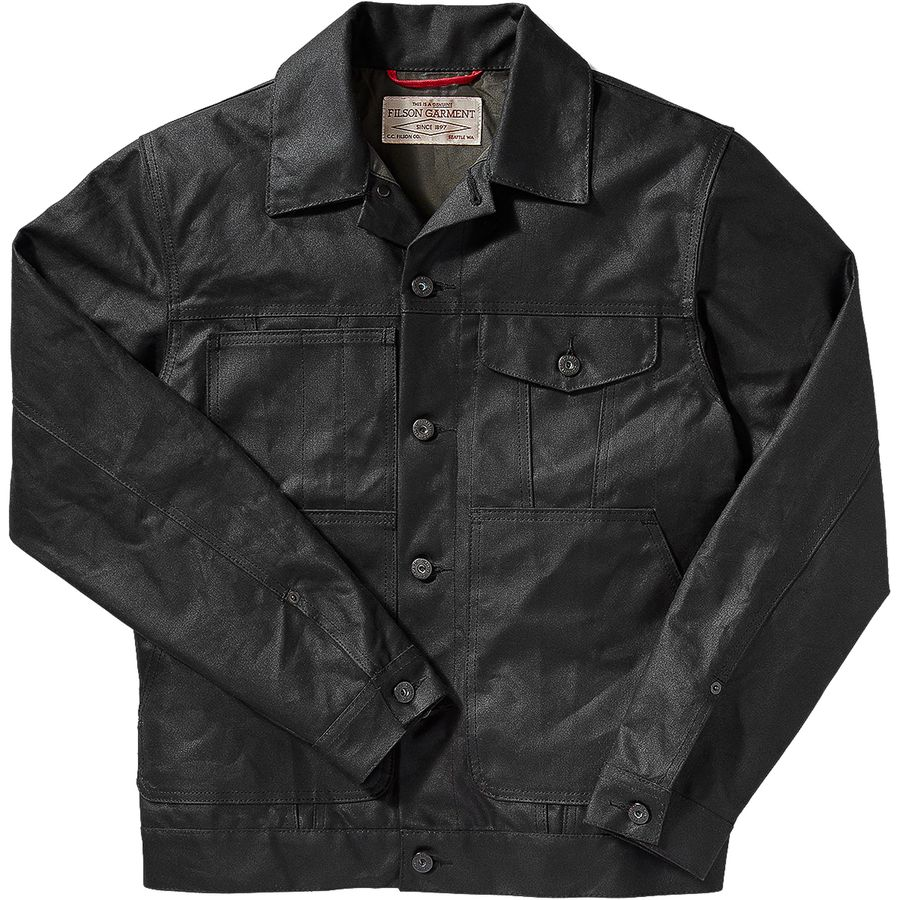 Filson Cruiser Short Lined Jacket - Men's | Backcountry.com