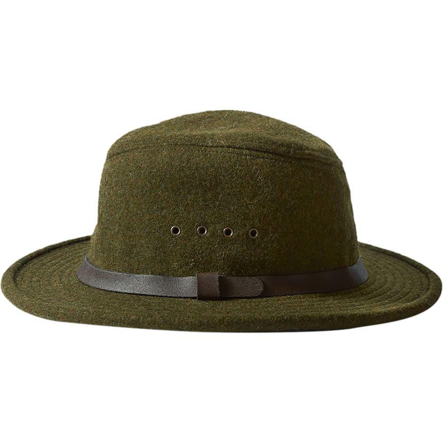 Filson Packer Hat: Filson Wool Packer Hat