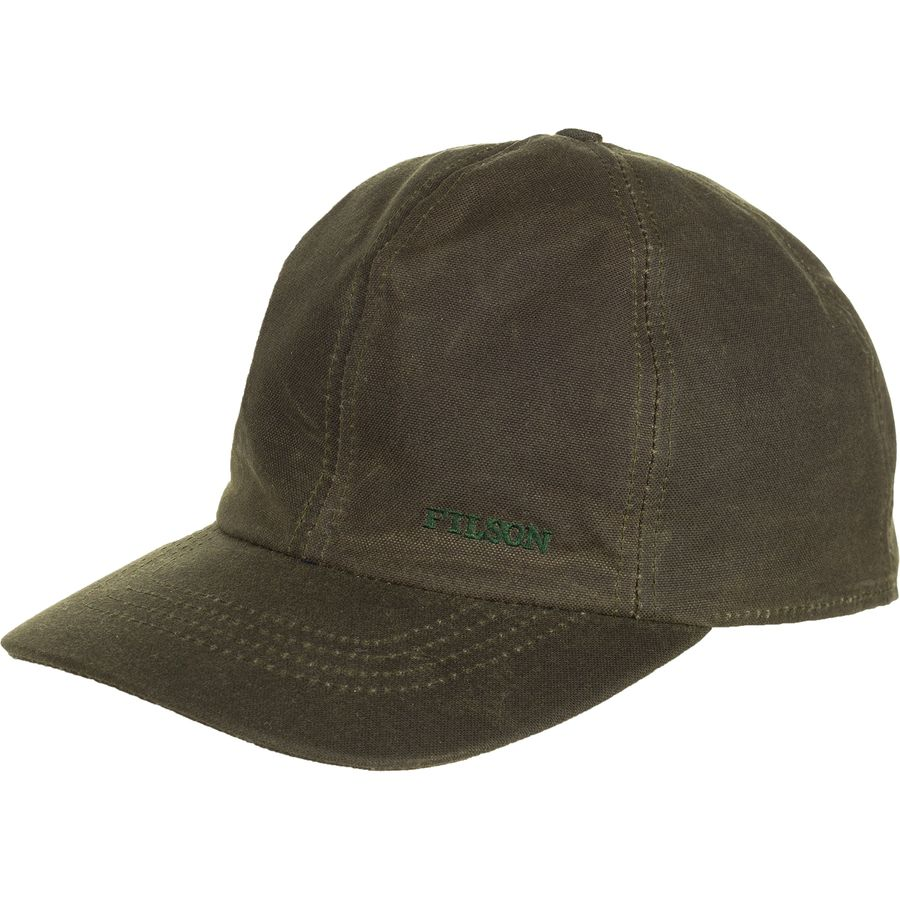 Filson Insulated Tin Cloth Cap Men S Backcountry Com