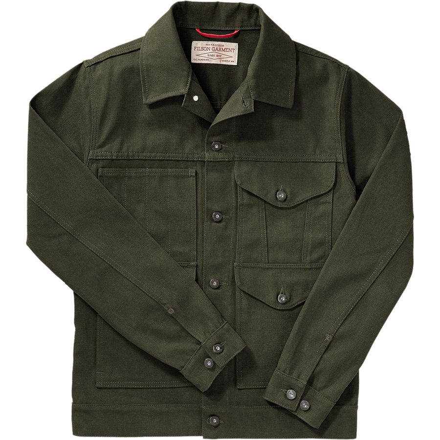 Filson Short Cruiser Jacket - Mens