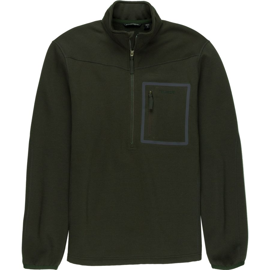 Filson Shuksan 1/2-Zip Fleece Pullover - Men's | Backcountry.com