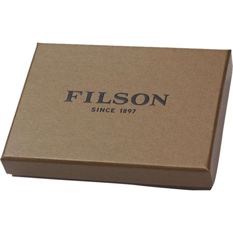 Filson Rugged Suede Snap Wallet Women S Backcountry Com