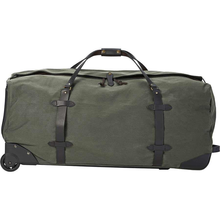 48c93a3bde3c Filson - Rolling Duffel Bag - Extra Large - Otter Green