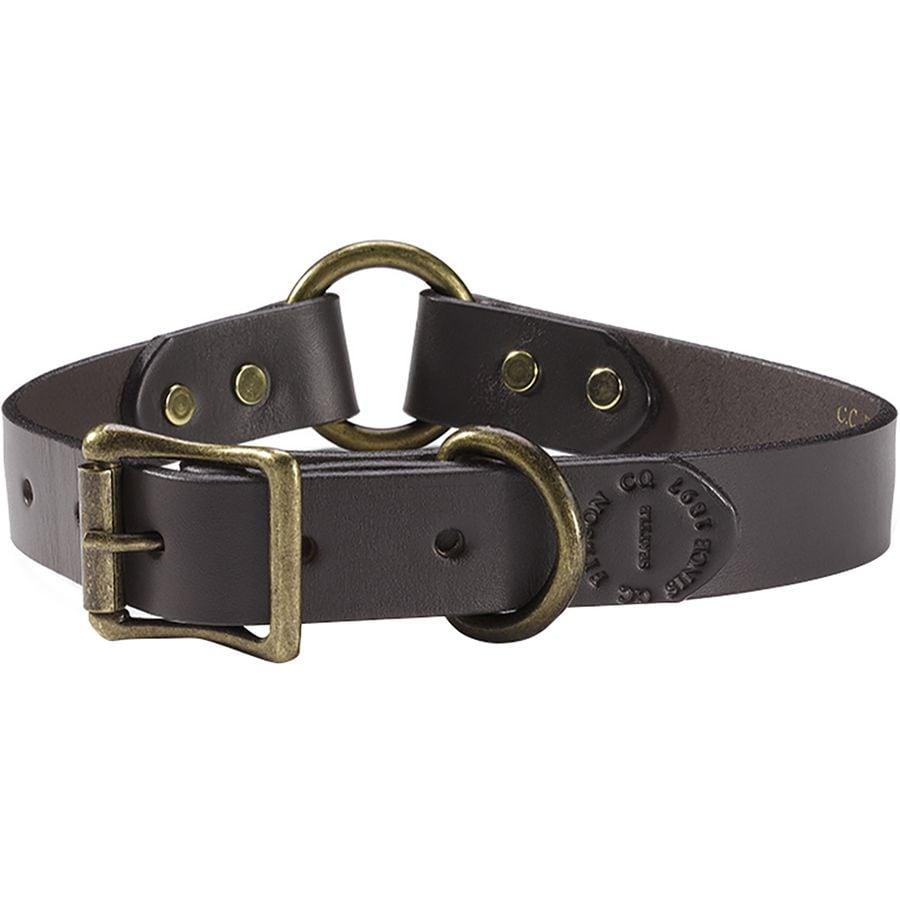 Filson Leather Dog Collar | Backcountry.com