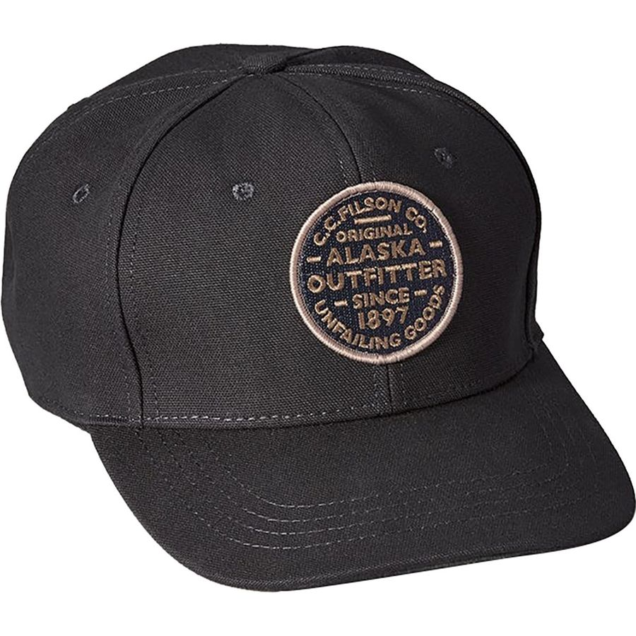 bff48b064f50c0 Filson Canvas Logger Cap - Men's | Backcountry.com
