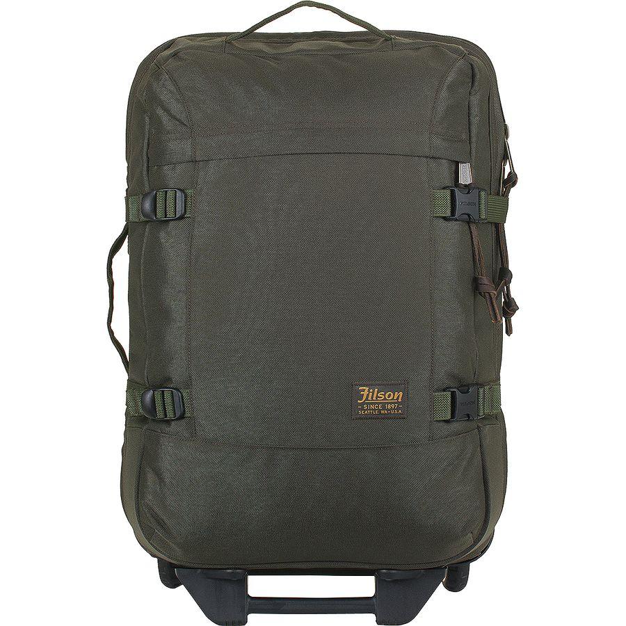 Filson - Dryden 2-Wheel Carry-On Bag - Otter Green 7b822ca4d4158