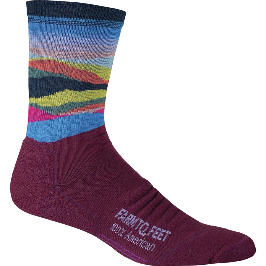 Farm To Feet Max Patch Mountain 3/4 Technical Crew Sock - Womens
