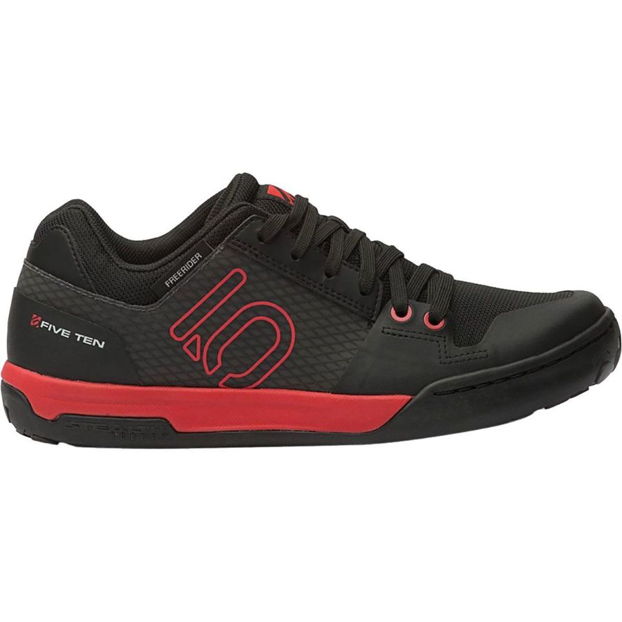 3e4001f86a0f4 Five Ten - Freerider Contact Cycling Shoe - Men s - Black Red White