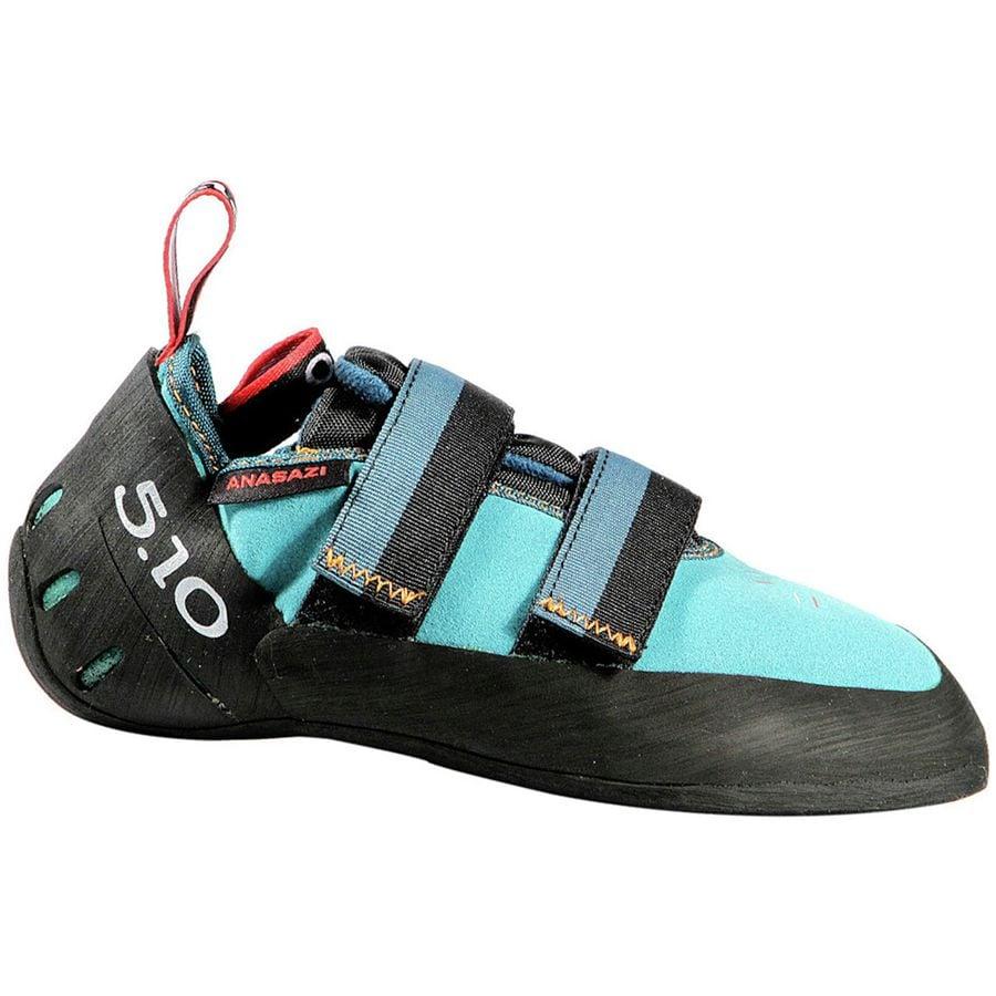 Five Ten - Anasazi LV Climbing Shoe - Women s - Teal 5551fa3be