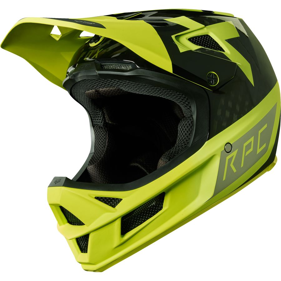 Fox Herren Fullface Helm Rampage Comp Radsport