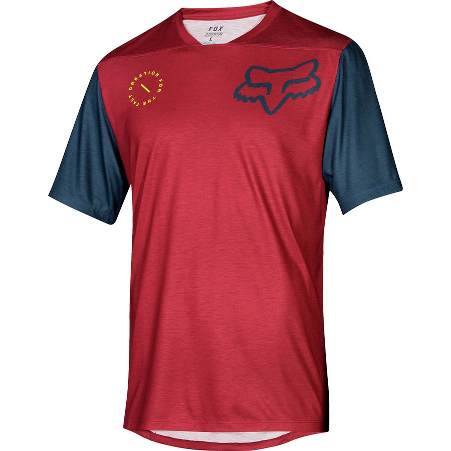 f3961761b Fox Racing - Indicator Jersey - Men s - Cardinal