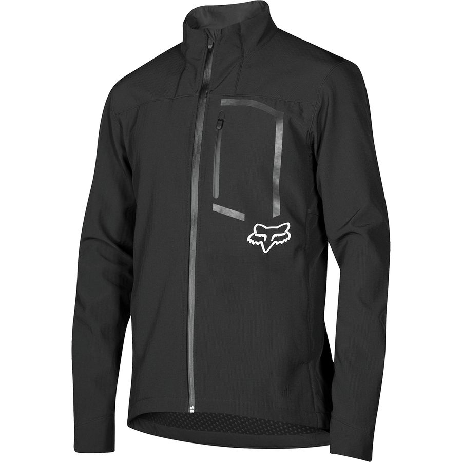 Fox Racing - Attack Fire Softshell Jacket - Men s - Black 47ab48d50