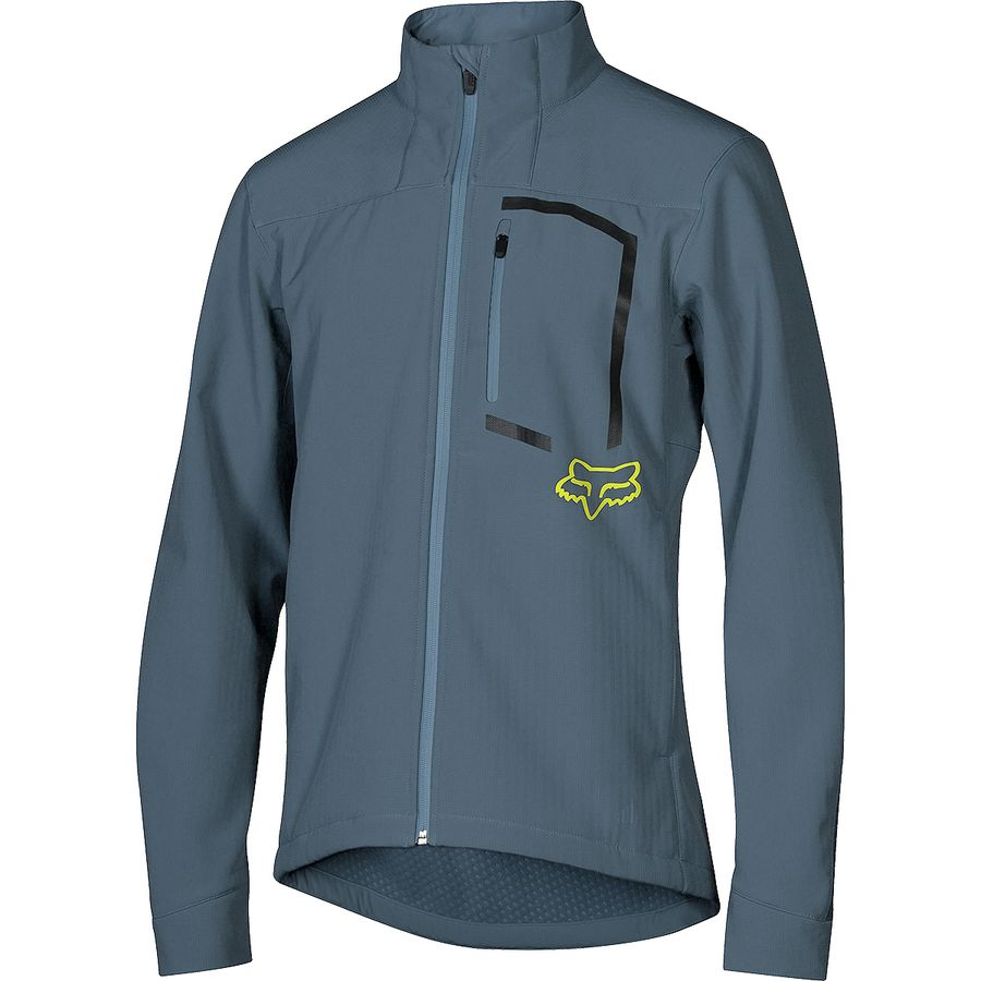 Fox Racing Attack Fire Softshell Jacket - Men s  4e2a4904e